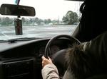 車の運転の癖