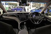 390px-2017_Toyota_Camry_X_interior.jpgのサムネール画像のサムネール画像